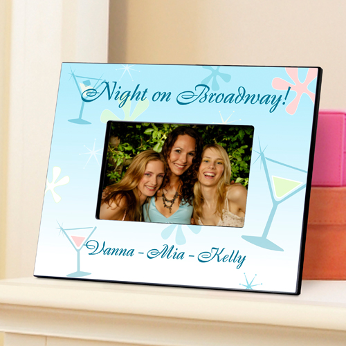Personalized Girls Night Out Together Frame National Credit Direct
