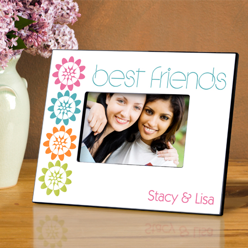 Personalized Pelonies Best Friends Frame National Credit Direct
