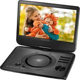 "Insignia™10""Portable DVD Player with Swivel Screen"