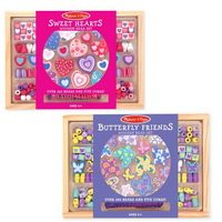 Sweet Hearts and Butterfly Friends Bead Set Bundle