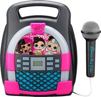 KIDdesigns - LOL Surprise! Bluetooth MP3 Karaoke
