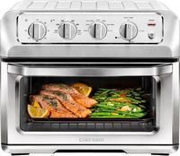 CHEFMAN - ToastAir 6-Slice Convection Toaster Oven + Air Fryer