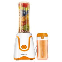 Sencor - 20 Oz. Smoothie Blender with Travel Bottles
