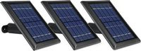 Wasserstein - Mountable 0.4Wh Solar Panel for Blink XT, Blink XT2 and New Blink Outdoor (3-Pack)