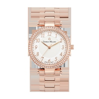 204 - Women%27s Giorgio Milano Stainless Steel IP Rose Gold
