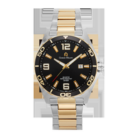 OCEANO - Men%27s Giorgio Milano Two-tone Stainless Steel Case and Bracelet