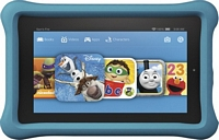 "Amazon - Fire Kids Edition - 7"" Tablet - Blue"