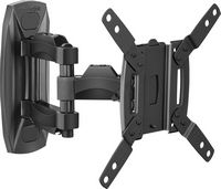 "Rocketfish™ - Full-Motion TV Wall Mount for Most 19"" - 39"" TVs - Black"