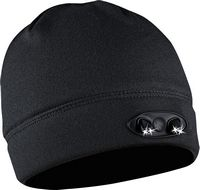 Panther Vision - Lined Fleece Beanie - Black