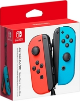 Nintendo - Joy-Con (L/R) Wireless Controllers for Nintendo Switch