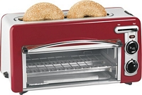 Hamilton Beach - ensemble Toastation 2-Slice Toaster Oven