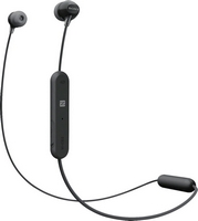 Sony - Wireless In - Ear Headphones - Black