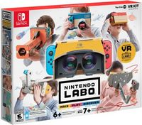 Labo Toy-Con 04: VR Kit - Nintendo Switch