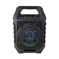 iLive - Tailgate ISB408B Portable Bluetooth Speaker