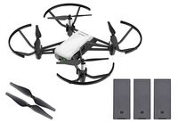 Ryze Tech - Tello Boost Combo Quadcopter - White And Black