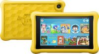 "Amazon - Fire Kids Edition - 7"" Tablet - 8GB - Yellow"