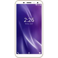 CellAllure - Fashion 2 Plus with 16GB Memory Cell Phone (Unlocked) - Gold