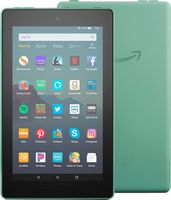 "Amazon - Fire HD 7"" Tablet 16GB -Sage"