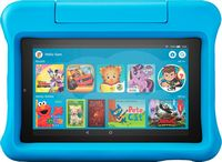 "Amazon - Fire 7"" Kids Edition Tablet 16GB"