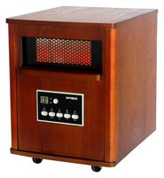 Optimus - Infrared Quartz Portable Heater