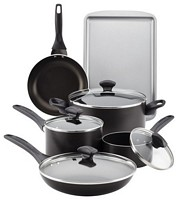 Farberware - 15 - Piece Cookware Set