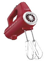 Cuisinart Power Select 3-Speed Hand Mixer (Red)