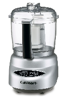 Cuisinart Mini-Prep Plus Processor (Brushed Chrome)