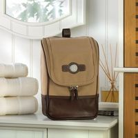 Hanging Canvas Toiletry Bag