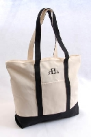 Everyday Initials Tote Bag