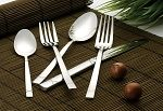 20 Piece 18/10 Flatware Set - Mirror Finish