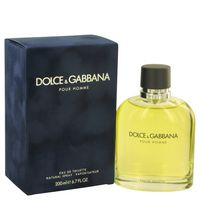 Dolce & Gabbana Cologne 6.7 oz  Eau De Toilette Spray for Men