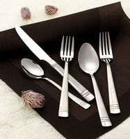 84 Piece 18/10 Flatware Set - Madison