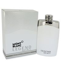 Montblanc Legend Spirit Cologne 6.7 oz Eau De Toilette Spray for Men